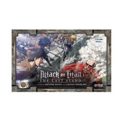 ATTACK ON TITAN THE LAST STAND (INGLES)