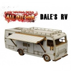 THE WALKING DEAD ALL OUT WAR DALE´S RV (INGLES)