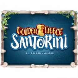 SANTORINI GOLDEN FLEECE (INGLES)