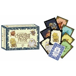 "CAJA ST CHOCOBO""S CRYSTAL HUNT (12)"