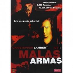 MALAS ARMAS (ED TIEMPO)