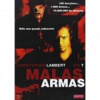 MALAS ARMAS (ED TIEMPO) (DVD 1997