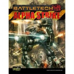 BATTLETECH ALPHA STRIKE (INGLES)