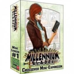 MILLENNIUM BLADES - CROSSOVER (INGLES)