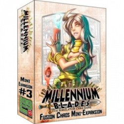 MILLENNIUM BLADES - FUSION (INGLES)