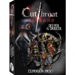 CUTTHROAT CAVERNS DEEPER AND DARKER (INGLES)