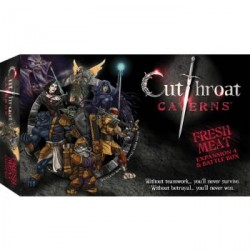 CUTTHROAT CAVERNS FRESH MEAT (INGLES)