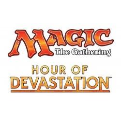 MAGIC HOUR OF DEVASTATION DISPLAY (6) (CASTELLANO)