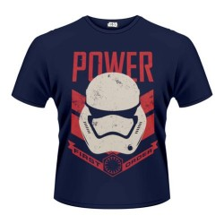 CAMISETA STAR WARS EPISODIO 7 FIRST ORDER XXL