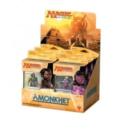 MAGIC AMONKHET DECK DISPLAY (6) CASTELLANO