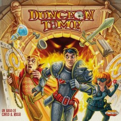 DUNGEON TIME CASTELLANO (IMPRESCINDIBLE)