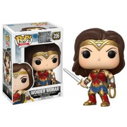 FIGURA POP JLA MOVIE: WONDER WOMAN