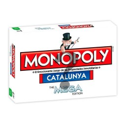 MEGA MONOPOLY CATALUNYA
