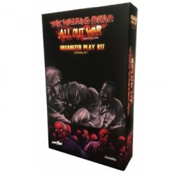 THE WALKING DEAD ALL OUT WAR OP KIT SPRING (INGLES)