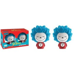 FIGURA DORBZ DR SEUSS THING 1&2 FLOCKED