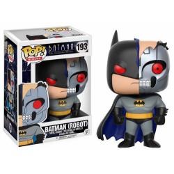FIGURA POP BATMAN ANIMATED S2 BATMAN ROBOT