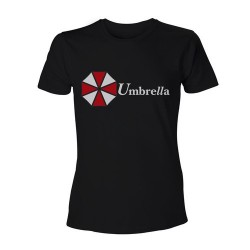 CAMISETA RESIDENT EVIL UMBRELLA CORPORATION L