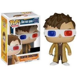 FIGURA POP DOCTOR WHO: 10TH DOCTOR X RAY
