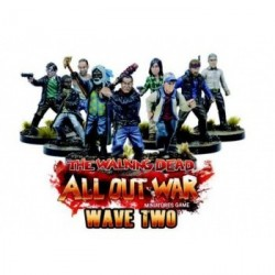 THE WALKING DEAD ALL OUT WAR BUNDLE SERIE 2