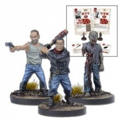 THE WALKING DEAD ALL OUT WAR NEGAN BOOSTER (INGLES)