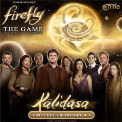 FIREFLY THE GAME EXPANSION KALIDASA (INGLES)