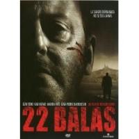 22 BALAS DVD