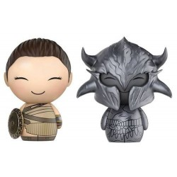 FIGURA PACK DORBZ WONDER WOMAN AND ARES