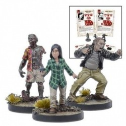 THE WALKING DEAD: ALL OUT WAR MAGGIE BOOSTER (INGLES)