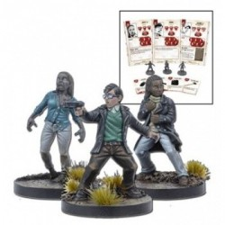 THE WALKING DEAD ALL OUT WAR JULIE BOOSTER (INGLES)