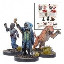 THE WALKING DEAD ALL OUT WAR EZEKIEL BOOSTER (INGLES)