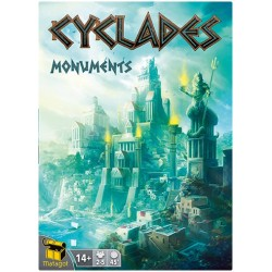 CYCLADES: MONUMENTS (INGLES)
