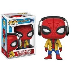 FIGURA POP SPIDERMAN: SPIDERMAN WITH HEADPHONES