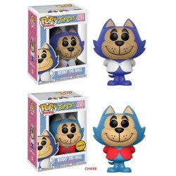 CAJA POP TOP CAT BENNY THE BALL CHASE (5+1)