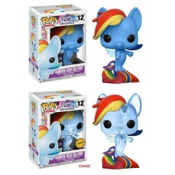 CAJA POP MY LITTLE PONY RAINBOW DASH SEA (5+1)