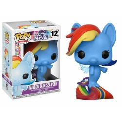 FIGURA POP MY LITTLE PONY RAINBOW DASH SEA