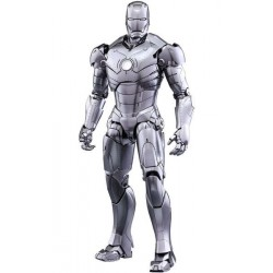 FIGURA HOTTOYS IRON MAN MARK II 31 CM
