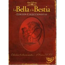 LA BELLA Y LA BESTIA ED COLECCIONISTA