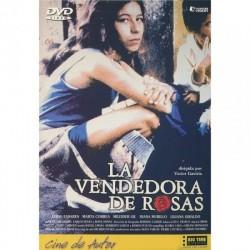 LA VENDEDORA DE ROSAS DVD