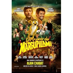 EN BUSCA DE MARSUPILAMI DVD
