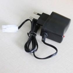 CARGADOR NIMH 6V-7.2V A 220 650MHA LENTO C/ CONECTOR TAMIYA