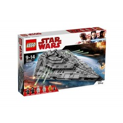 LEGO STAR WARS EP VIII FIRST ORDER DESTRUCTOR