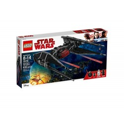 LEGO STAR WARS EP VIII KYLO REN TIE FIGHTER