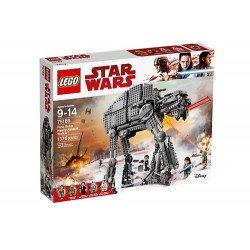 LEGO STAR WARS EP VIII FIRST ORDER HEAVY WALKER