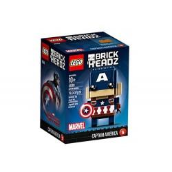 LEGO BRICK MARVEL CAPITAN AMERICA