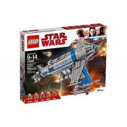 LEGO STAR WARS EP VIII RESISTENCE BOMBER