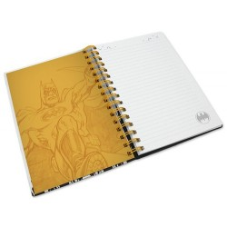 LIBRETA BATMAN GRAPHIC