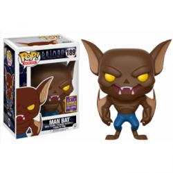 FIGURA POP BATMAN: ANIMATED MAN BAT