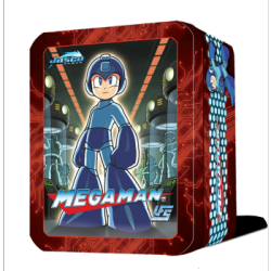 UFS - MEGA MAN: MEGA MAN TIN BOX