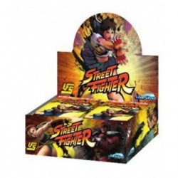 UFS - STREET FIGHTER BOOSTER DISPLAY INGLES (24)