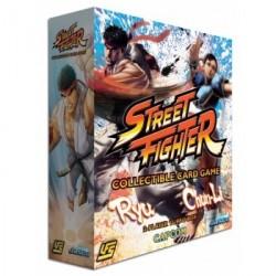UFS - STREET FIGHTER STARTER RYU VS CHUN-LI